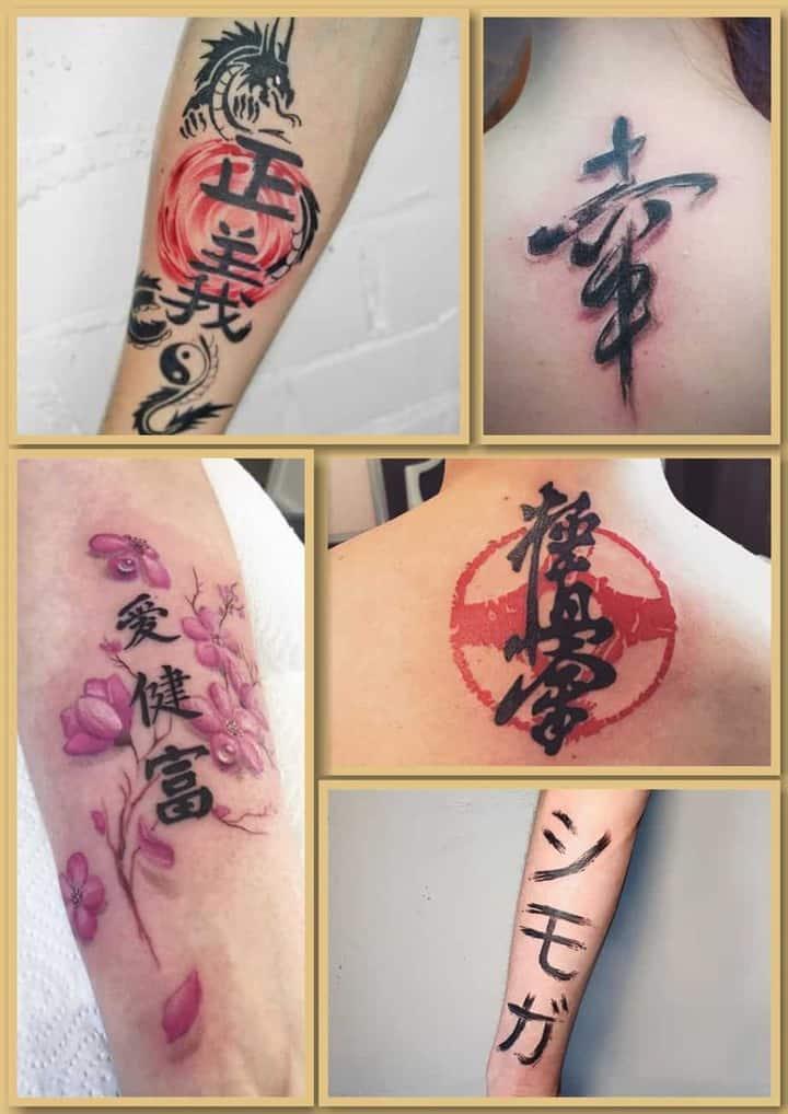 Надписи на латыни с переводом: фото татуировки, эскизы