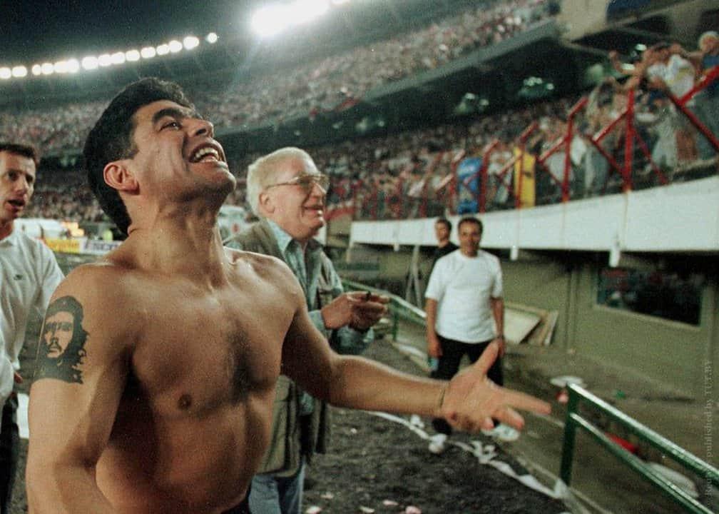 Тату Марадона