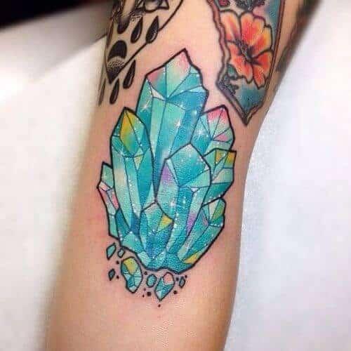татуювання кристал