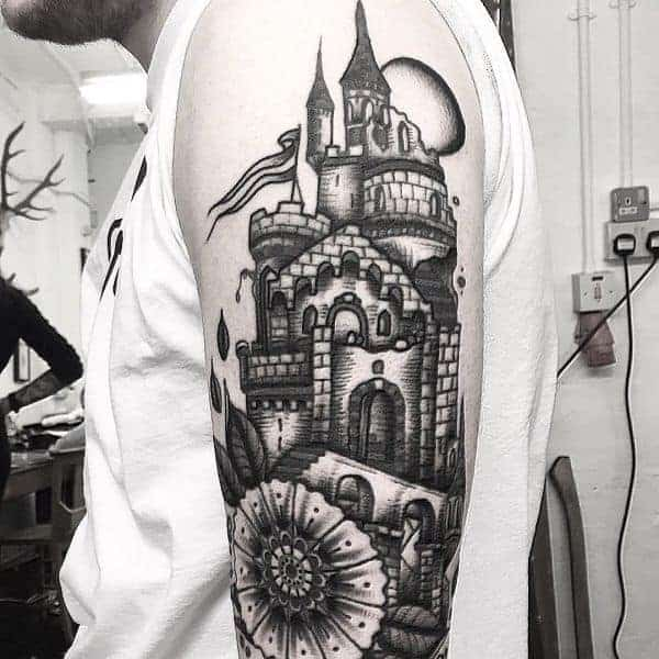 татуювання фортеця