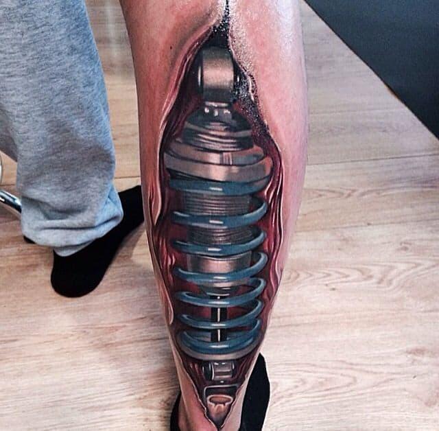 биомеханика на ноге