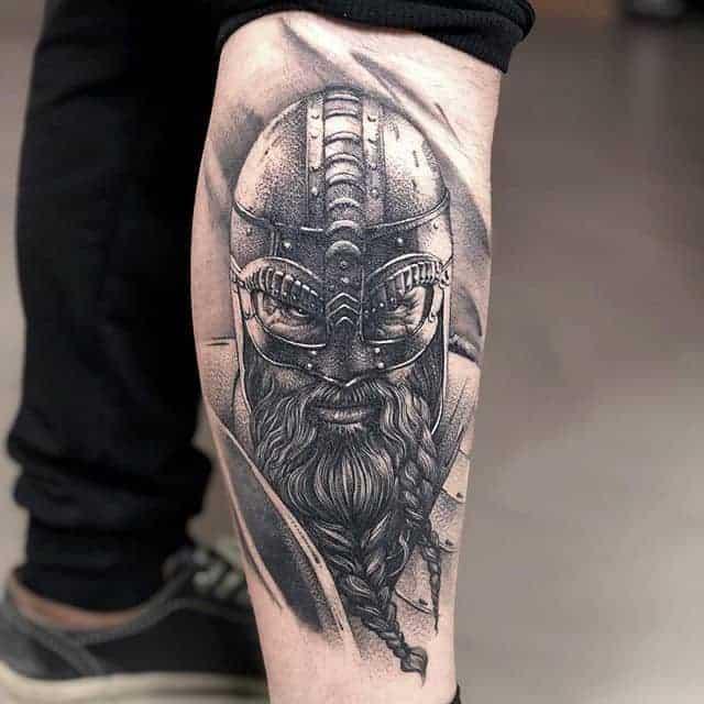 тату викинг