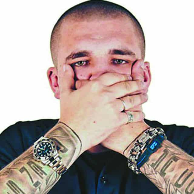 татуировки баста