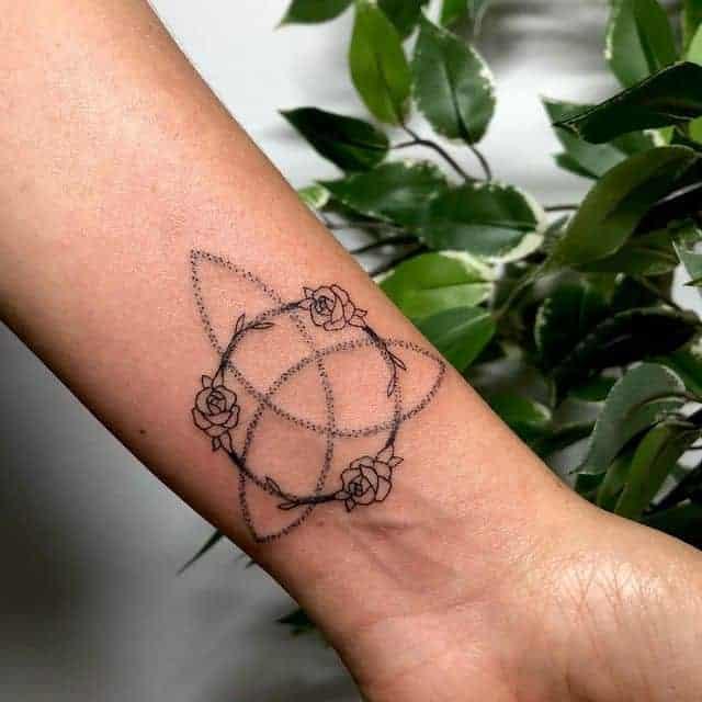 тату символ жизни